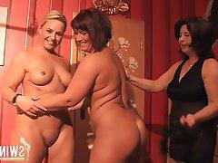 Blonde, German, Amateur, Lesbian