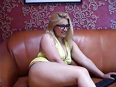 BBW, Blonde, MILF, Softcore, Webcam