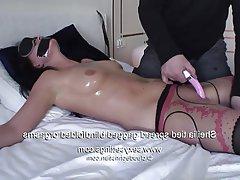 BDSM, Bondage, Pantyhose, Orgasm, Stockings