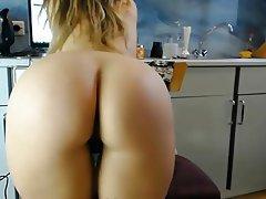 Babe, Big Butts, Brunette, Close Up, POV