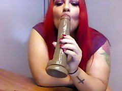 Amateur, BBW, Dildo, Webcam