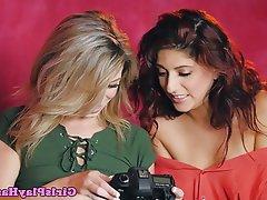 Close Up, Lesbian, Redhead