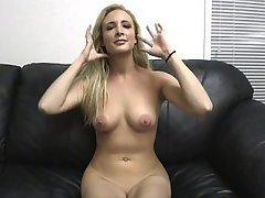 Amateur, Babe, Blonde, Casting, Fucking