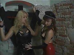 BDSM, Femdom, Latex, Lesbian, Strapon