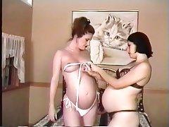 Lesbian, Brunette