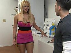 Blonde, Big Tits, Homemade, Hardcore