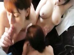 Blowjob, Fetish, Lesbian, POV