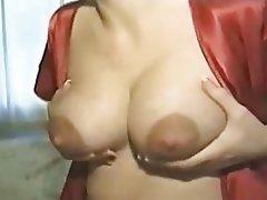 Babe, Big Boobs, Blowjob, Nipples, Vintage