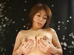 Asian, Babe, Big Boobs, Nipples