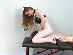 BDSM, Face Sitting, Femdom, Lesbian