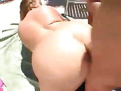 BBW, Big Butts, Outdoor