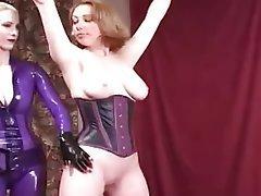 BDSM, Bondage, Femdom, Latex, Lesbian
