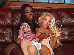 Babe, Interracial, Lesbian