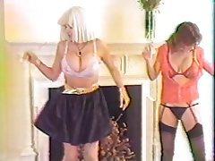 Big Boobs, Lesbian, MILF, Stockings, Vintage