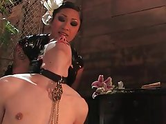 Asian, BDSM, Bondage, Femdom, Latex