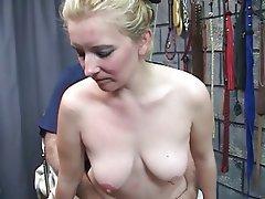 BDSM, Blonde, Blowjob, MILF, BBW