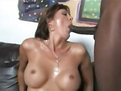 Cuckold, Facial, Interracial, MILF, Threesome