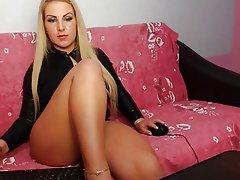 Amateur, Babe, Big Butts, Blonde, Lingerie