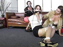 BDSM, Blonde, Bondage, Mature, MILF