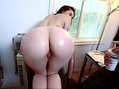 Brunette, Reality, Teen, Ass