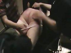 Amateur, Babe, Big Butts, Blonde, Spanking