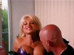 Blowjob, Facial, Big Boobs, Blonde, Latex