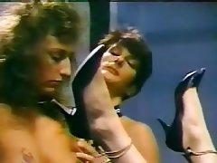 BDSM, Femdom, Group Sex, Lesbian, Vintage