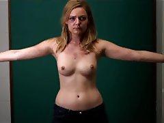Blonde, Celebrity, Public, Small Tits